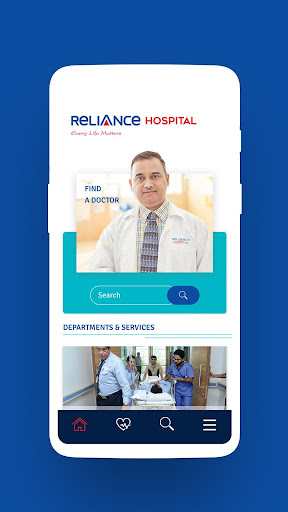 Reliance Hospitals ss1