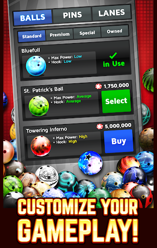 (APK) تحميل لالروبوت / PC Bowling King تطبيقات screenshot