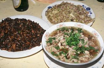 Photo: 03547 土城子/食堂/料理