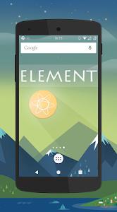 ELEMENT - CM12/12.1 Theme v1.2