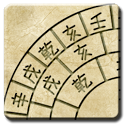 Droid Oriental Compass Free icon