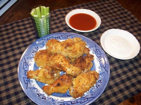 Panko Chipotle Chicken Wings Recipe