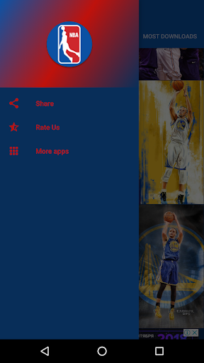 NBA Wallpapers 1.3.4 screenshots 2