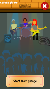 Band Clicker Tycoon- screenshot thumbnail