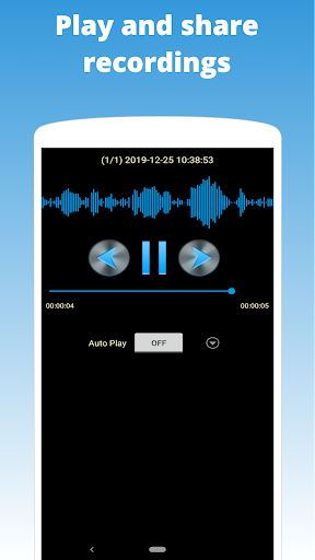 Dream Talk Recorder screenshot 3