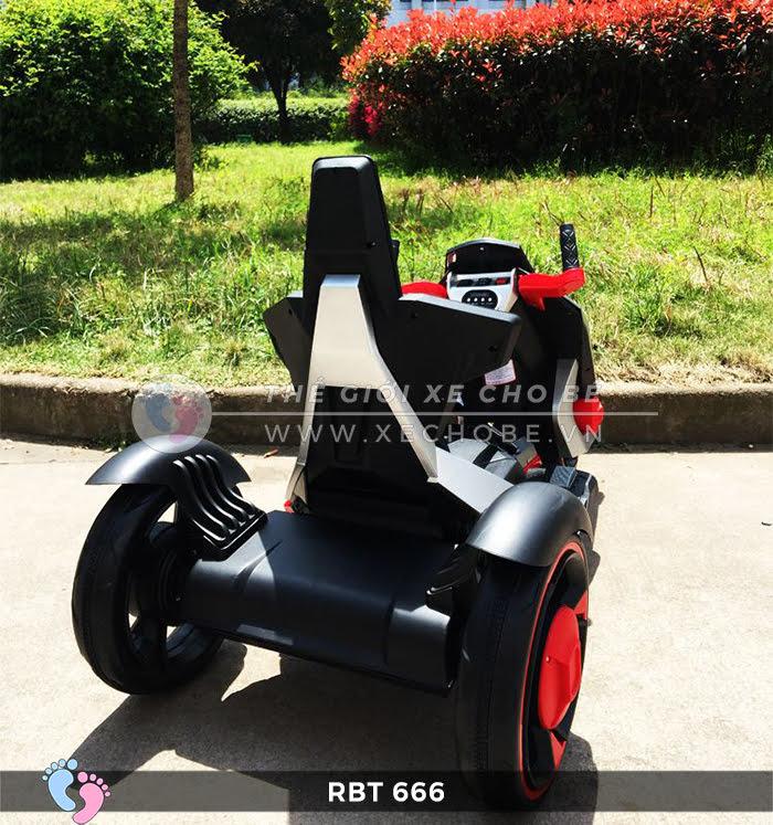 Xe mô tô điện trẻ em 3 bánh RBT-666 6