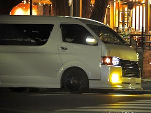 ハイエースバン GDH201V SUPER- GLのカスタム事例画像  箱ばん☆200さんの2020年02月21日17:06の投稿