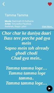 Varun Dhawan Hit Songs Lyrics - náhled