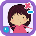 Kids Games Learning Math P icon