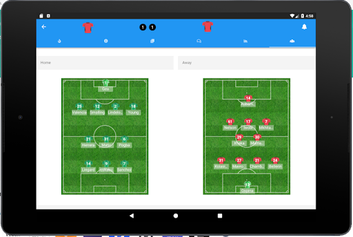 FcTables - predictions, livescore, football stats Apk apps 20