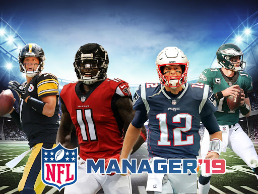 NFL 2019: Football League Manager - screenshot