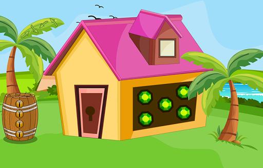 Free New Escape Game 140 Cute Parrot Escape  screenshots 3