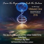 2016 Midwest Clinic: The Jazz Ambassadors of The United States Army Field Band (America's Big Band) [Live]