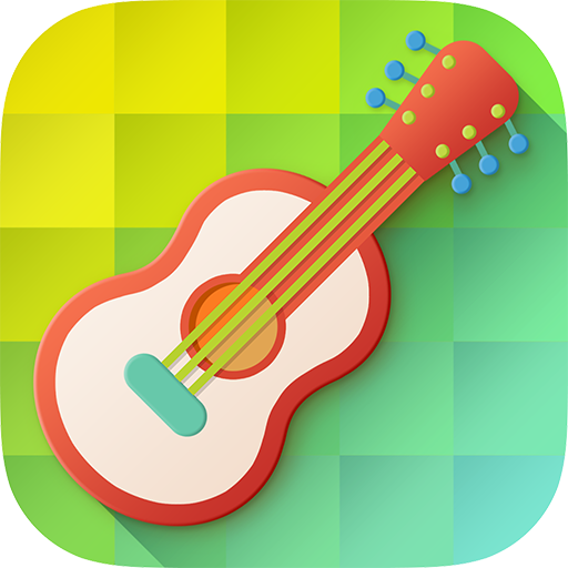 Toy Guitar with songs for kids