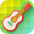 Toy Guitar with songs for kids icon