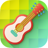 Toy Guitar with songs for kids Apk Download Free for PC, smart TV