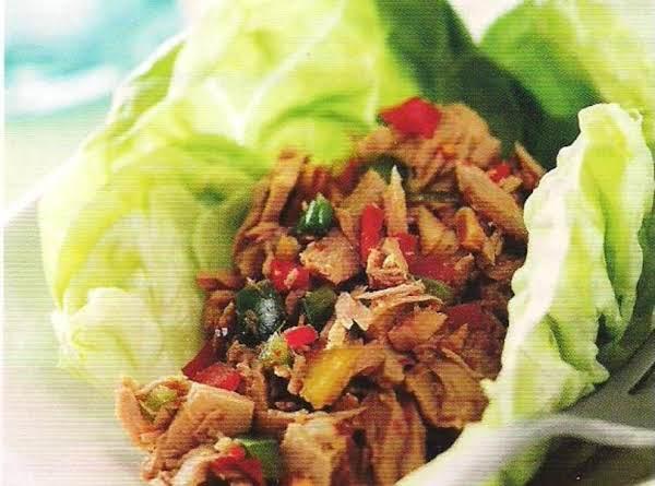 Kung Pao Tuna Recipe