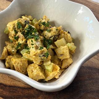 Curry Chicken Salad.