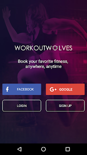 WorkoutWolves- screenshot thumbnail
