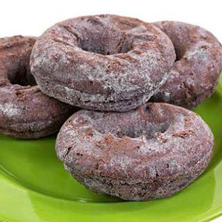 Killer Chocolate Baked Guinness Donuts with Irish Cream Glaze Recipe