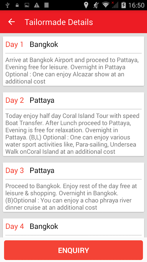 Kesari Tailor-Made Holidays- screenshot