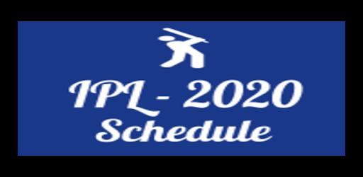 Schedule For Ipl 2020 Google Play Də Tətbiqlər