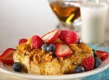 Sweet And Crunchy French Toast