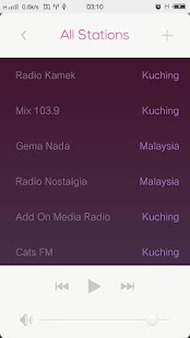 myRadio- screenshot thumbnail