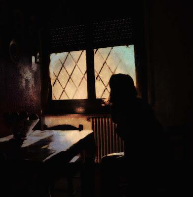 seduta in cucina di aeglos
