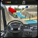 Heavy Cargo Truck Transport Driving Simulator 2020 icon