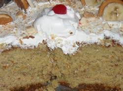 Best Banana Cake You Will Ever Sink Your Teeth In :)