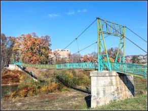 Photo: Turda - Parcul Tineretului si dig - Pasarela peste Raul Aries - 2018.11.04