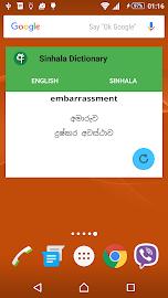 Sinhala Dictionary Offline Screenshot 8