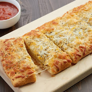5-Ingredient Crescent Cheesy Bread.