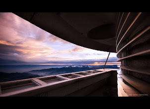 """Photo: From the """"Grand Ballon"""", Vosges, France"""