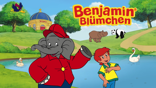 Benjamin Blu00fcmchen Suche&Finde 1.1 screenshots 6