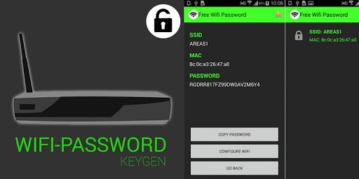 WIFI密碼凱