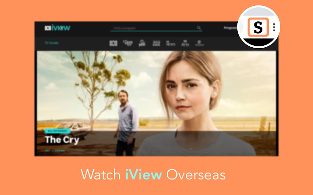 Straya Player - Access ABC iView