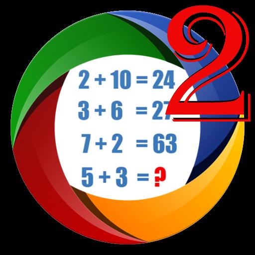Math puzzles PRO 2