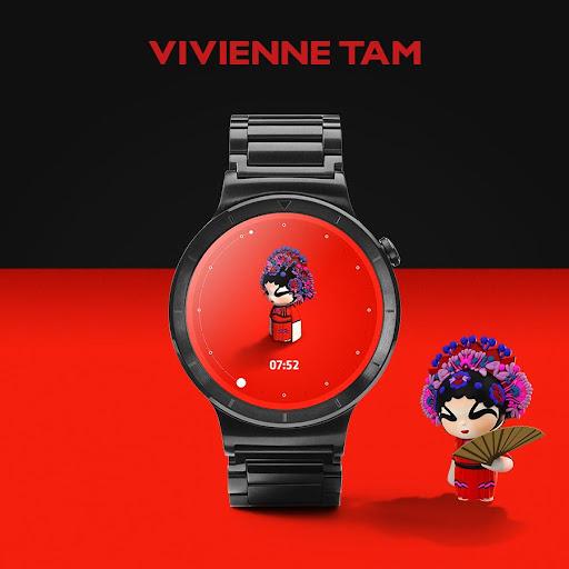 Opera Girl by Vivienne Tam