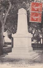 Photo: 82 - Boudou  Carte écrite le 26/12/1920