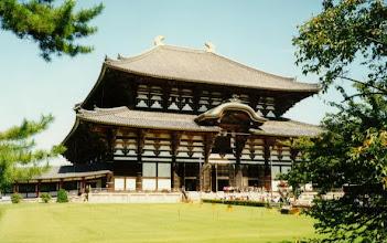 Photo: Todai-ji, Nara
