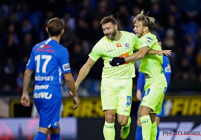 De stoel van Mazzu wankelt na nieuwe nederlaag, Gent verkleint kloof met Club Brugge