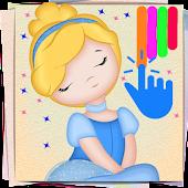 Junior Princess Paint