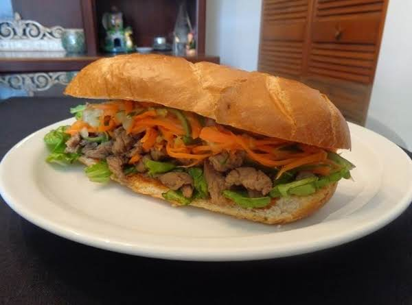 Bibimbap Sandwich Recipe