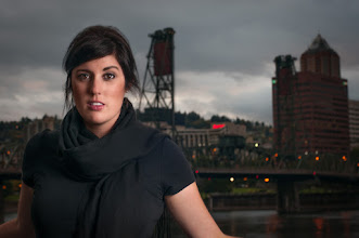 Photo: Tressa in PDX  Here's a shot of the lovely +Tressa Crozierfrom last nights +Scott Kelby Worldwide Photo Walkin Portland. It was awesome to have some great G+ people from out of town to join us for the walk. And thank you +Tana Teelfor the use of the light for this shot and the tips on exposure.  Tressa, sorry I didn't get to give you a proper goodbye. It was great to meet you and spend time shooting this weekend. Hopefully we'll get to do it again someday soon.  #wwpw #wwpwpdx