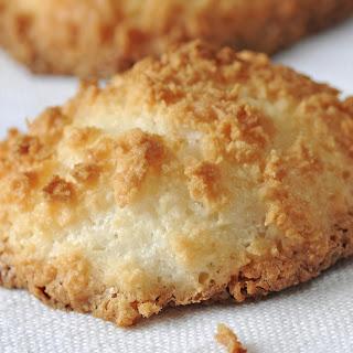 No-Grain Coconut Cookies