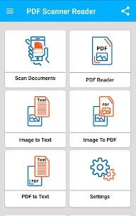 PDF Scanner : PDF Reader, Document Scanner, OCR v1.0.0 [Paid] APK 1