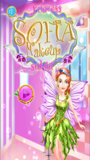 ud83cuddfaud83cuddf8 Sofia Makeup Salon 2 1.0.2 screenshots 1