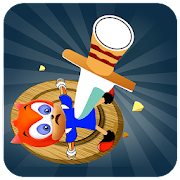 Knife Crush-Knife Throwing Games APK